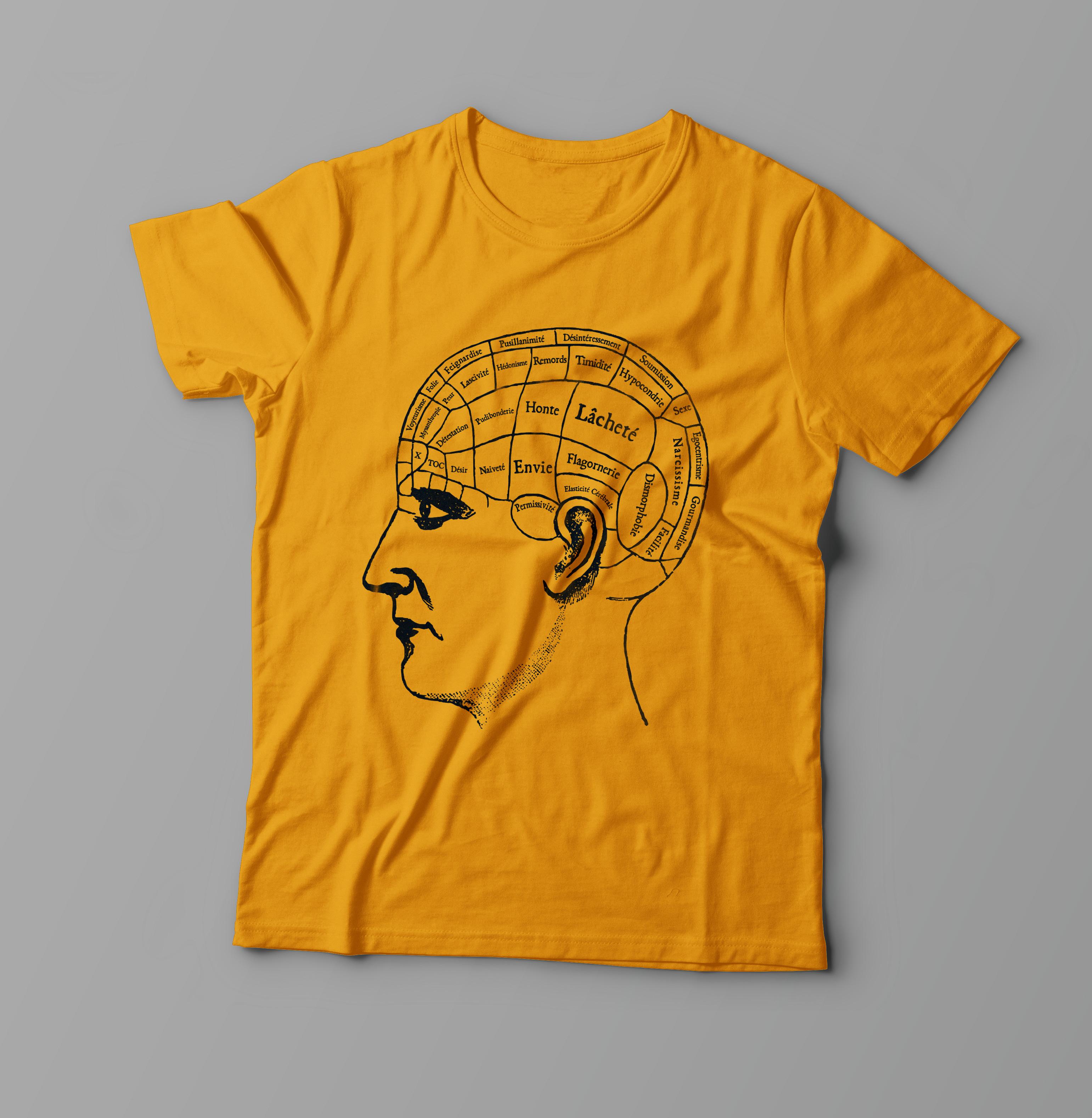 T-Shirt-Phreno
